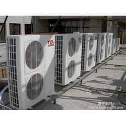 空调安装电话、美的空调销售维修、金泽花园空调安装图片