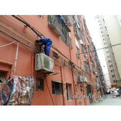 中央空调改造工程,空调维修、空调安装,帝港海湾豪园空调改造图片