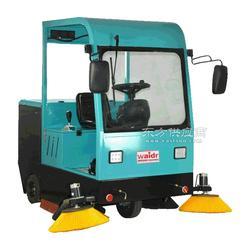 威德尔驾驶室扫地机CS-2100 250升超大垃圾箱保证极高的清扫效率 工业扫地机图片