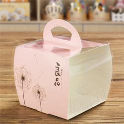 蛋糕盒、【启智包装支持定做】、圆形蛋糕盒图片