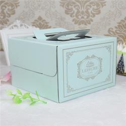 蛋糕盒设计、重庆蛋糕盒、义乌市路加包装经济实惠图片