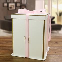 生日蛋糕盒定做、【启智包装】(图)图片