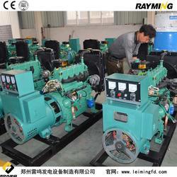 雷鸣发电设备(图)、柴油发电机组厂家、发电机图片