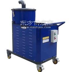 吸棉絮线头吸尘器吸漂浮物工业除尘器移动式吸尘器大功功率服装厂用吸尘器吸尘机图片