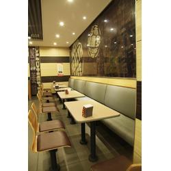 南京桌椅价格_桌椅_赛尚快餐桌椅图片