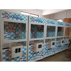 广州流星宝贝儿童游戏机(图)_夹娃娃机_娃娃机图片