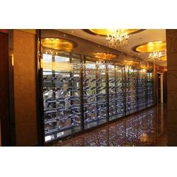 哪里定做酒柜好、鑫长旺厂家专业提供定做来图加工酒柜图片