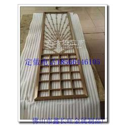 供应 古铜拉丝中式屏风,花格玫瑰金屏风,玄关隔断屏风定做图片