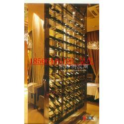 拉提菲JG-0132不锈钢电子温控酒柜定做图片