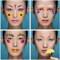 嘉月诚化妆培训中心(图) 学化妆培训 银川化妆培训图片