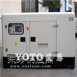 400KW移动式静音柴油发电机组图片