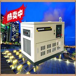 静音25KW汽油发电机/380V汽油发电机图片