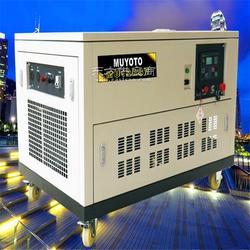 45千瓦静音汽油发电机-移动式发电机图片