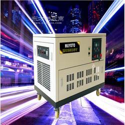 10千瓦三相汽油发电机-超静音图片