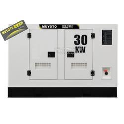 35千瓦静音柴油发电机参数及图片