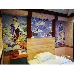情趣房设计壁画房间服务周到图片