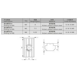工业铝型材配件工业|铝型材配件|创盈铝业图片