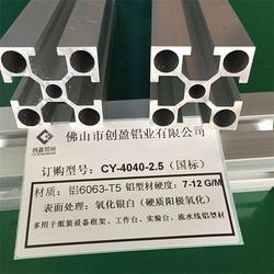 工业铝型材品牌、工业铝型材、创盈铝业(查看)图片