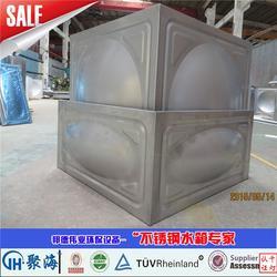 生活水箱、邦德伟业(已认证)、云南省不锈钢水箱图片