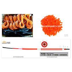 远红外碳纤维发热电缆、阳光益群、开封碳纤维发热电缆图片
