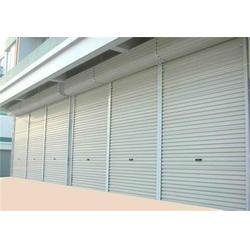 芜湖车库卷帘门、赛安达门业电动门、车库自动卷帘门多少钱图片