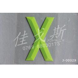 层次丰富、色泽鲜艳亮丽,硅胶印花/硅胶热转印商标厂家制造生产J00029图片