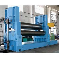 三辊液压卷板机_南通液压卷板机厂家哪家强_液压卷板机图片