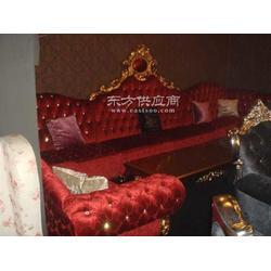 布艺沙发 布艺沙发 KTV沙发 客厅沙发厂家图片