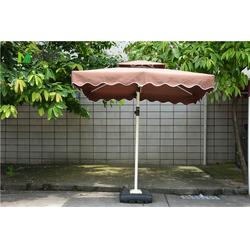 庭院伞厂家、雨蒙蒙广告伞、上海庭院伞图片