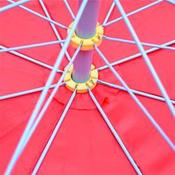 户外广告伞厂家那个品牌好-赤峰广告伞厂家-雨蒙蒙礼品伞厂家图片