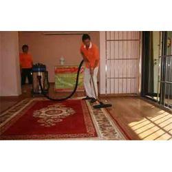 凯特清洁 写字楼地毯清洗价格-佛山地毯清洗图片