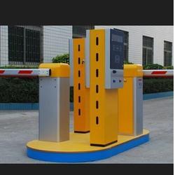 鸿牌门业,标准停车场系统,东莞停车场系统图片