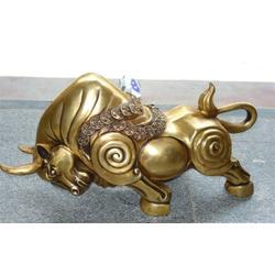 3.8米铜牛_铜牛_汇丰铜雕图片