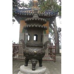 寺庙铜香炉塔炉_湖南铜香炉_汇丰铜雕(查看)图片