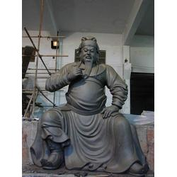 邯郸武财神铜像-振昌工艺品厂-武财神铜像图片