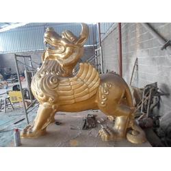 貔貅的摆放,深圳貔貅,铜貔貅厂家振昌铜雕图片