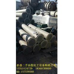 二手石墨冷凝器反应釜_辽阳二手石墨冷凝器_干燥设备回收图片