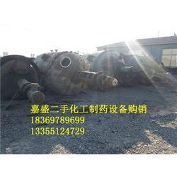 二手5吨反应釜回收,反应釜设备回收,益阳二手5吨反应釜图片