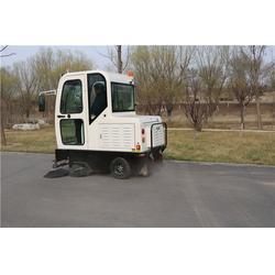 扫地机|天洁机械(优质商家)|无扬尘电动扫地机图片