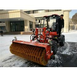 拖拉机扫雪车|扫雪车|天洁机械图片