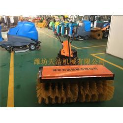 扫雪机|天洁机械|手扶扫雪机图片