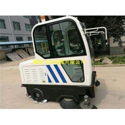 天洁机械,扫地机,小区路面扫地机图片