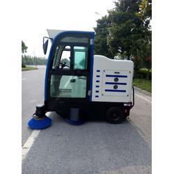 扫地机_天洁机械_小型电动扫地机图片