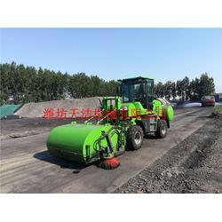 扫路车|天洁机械|泥土砂石扫路车图片