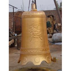 铜钟-汇丰工艺品-铸铜钟图片
