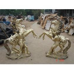 园区大型仙鹤铜雕摆件|仙鹤铜雕|汇丰铜雕(图)图片