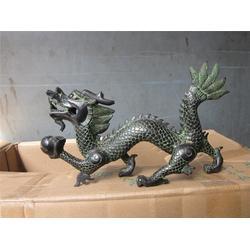 铜龙铜雕塑,汇丰铜雕,双龙戏珠铜龙铜雕塑图片