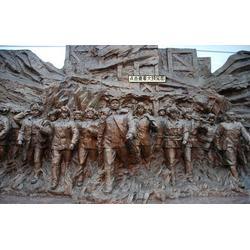 汇丰铜雕,广州铜浮雕,哪里生产铜浮雕图片