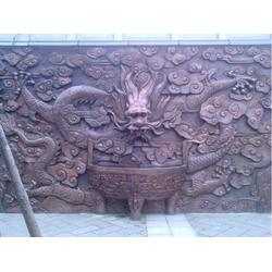 汇丰铜雕-湖南锻铜浮雕工艺品-锻铜浮雕工艺品厂家图片