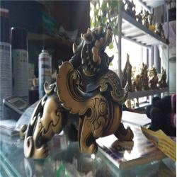 貔貅_仿古铜貔貅_汇丰铜雕图片